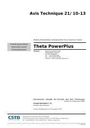 Theta PowerPlus - Talev