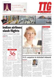 Indian airlines slash flights - TTG Asia