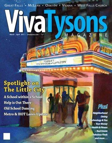 March-April - Viva Tysons Magazine