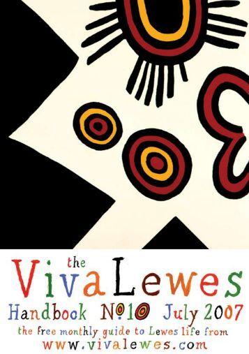 issue 5 - Viva Lewes