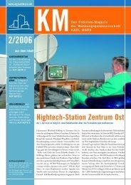 KM Magazin 2/2006 - Wohnungsgenossenschaft