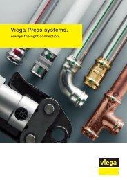 Viega Press systems