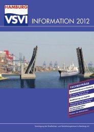 INFORMATION 2012 - VSVI Hamburg