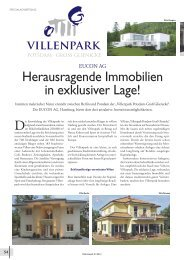 Herausragende Immobilien in exklusiver Lage! - Villenpark Potsdam ...