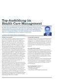 Broschüre: Professional MBA Health Care Management - WiWi-Online - Seite 2
