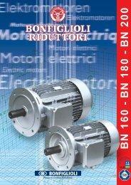 BN 200 - Tecnica Industriale S.r.l.