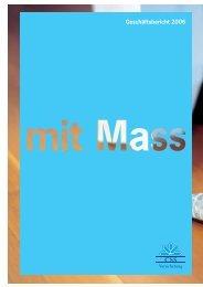 Geschäftsbericht 2006 (1 MB) - CSS Versicherung