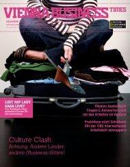Ausgabe N°3/2010 Magazin Der Vienna business