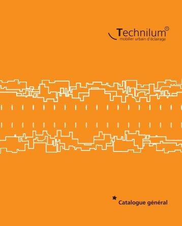 Catalogue PDF - Technilum