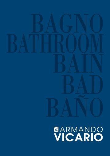 download bathroom catalogue - Vicario Armando & C. srl