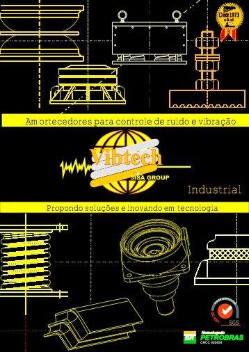 catalogo industrial vibtech - Logo do Radar industrial