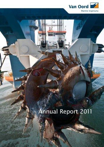 Annual Report 2011 - Van Oord.com