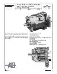Eaton Variable Displacement Piston Pump - Hasmak com tr