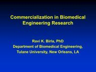 Ravi K. Birla, PhD - AB Freeman School of Business - Tulane ...