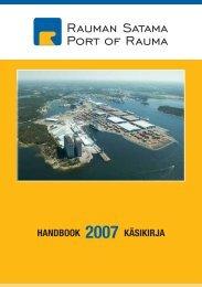 2007 - Rauman Satama