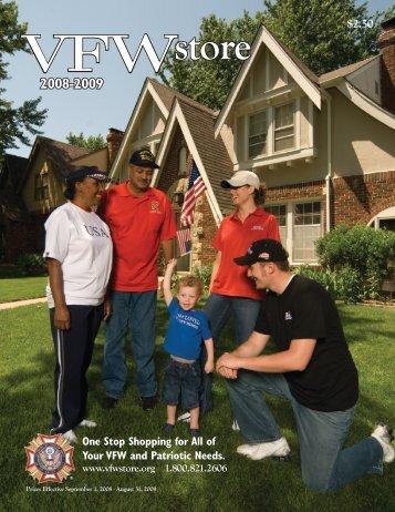 2008-2009 VFW Catalog - Vfwmi.org