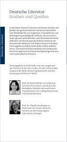 Deutsche Literatur Studien und Quellen - Oldenbourg Verlag - Page 2