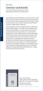 Deutsche Literatur Studien und Quellen - Oldenbourg Verlag - Page 3