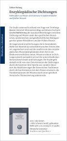 Deutsche Literatur Studien und Quellen - Oldenbourg Verlag - Page 4