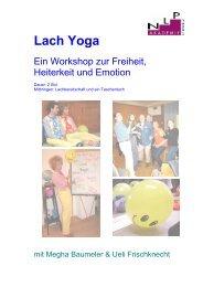 Ein Workshop zur Freiheit, Heiterkeit und Emotion - NLP Akademie ...