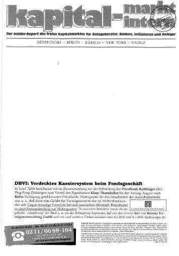 kmi 35/06 - Hahn Rechtsanwälte Partnerschaft