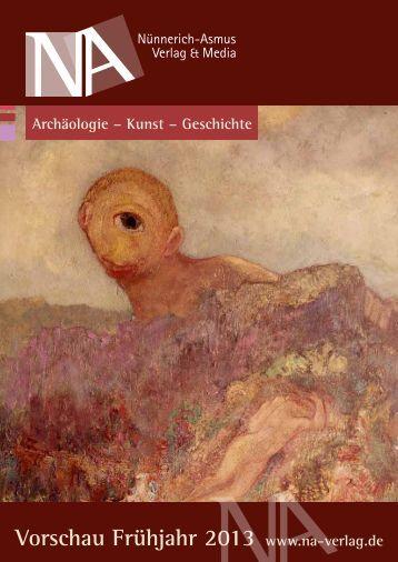 Frühjahrsvorschau - Nünnerich-Asmus Verlag & Media