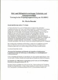 Heil- und Hilfsmittelverordnung: Fallstricke und ... - Seite