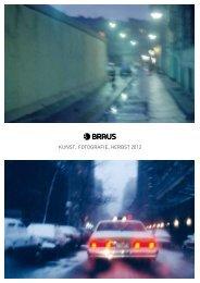 kunst. fotografie. HerBst 2012