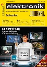 PDF-Ausgabe herunterladen (28.5 MB) - elektronikJOURNAL
