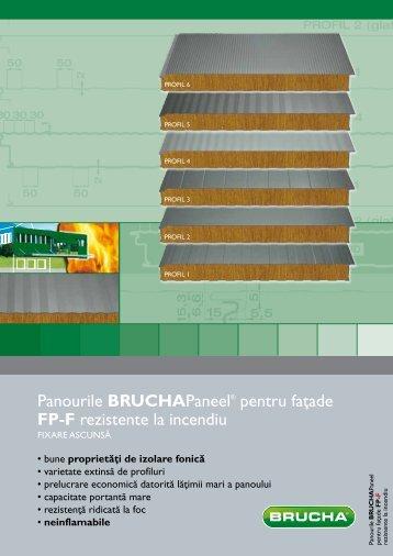 Panourile Bruchapaneel