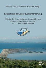 Ergebnisse aktueller Küstenforschung - Geographisches Institut