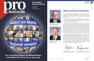 Inhaltsverzeichnis (.pdf) - Wirtschaftsregion Heilbronn - Franken