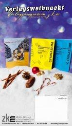 Verlagsprogramm 2012-1b - Verlag ZKM