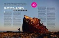 Gotland Off Season – Allt Om Flugfiske
