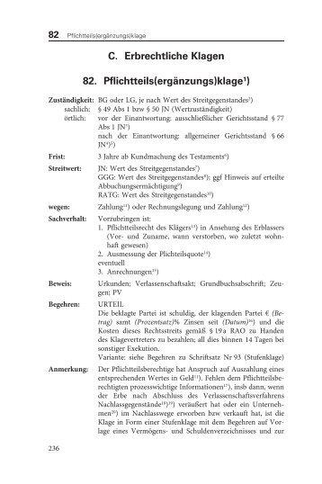 Schriftsätze im Zivilprozess_U 1..432 - Manz