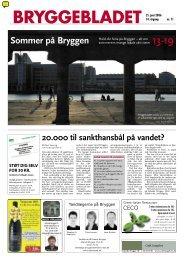 Bryggen Open i Petanque - Bryggebladet
