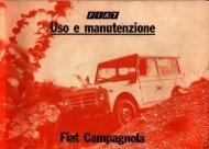 Manuale Uso e manutenzione CAMPAGNOLA 1107