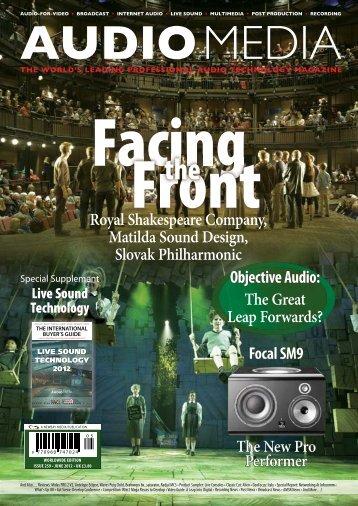 Objective Audio: Focal SM9 - Audio Media