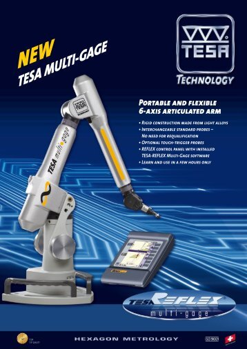 Download TESA MULTI-GAGE leaflet