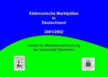 Supplement Kapitel 7: Überblick über ... - mdannenberg.de
