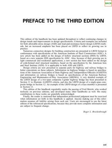 PREFACE TO THE THIRD EDITION - Ventech!