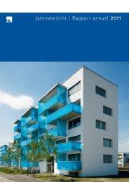 Jahresbericht | Rapport annuel 2011 - Lignum