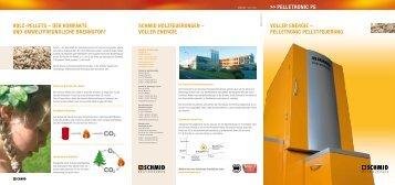Voller energie - Schmid AG Holzfeuerungen