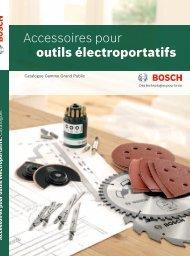 Télécharger le catalogue produits - Bosch