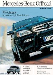 01-2004 - Mercedes-Benz Offroad