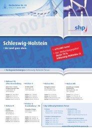 Schleswig-Holstein-Presse
