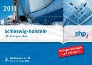 Anzeigenpreise - Schleswig-Holstein-Presse