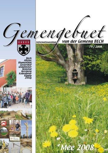 Hemstel - Commune de Bech