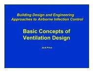 Basic Concepts of Ventilation Design - GHDonline