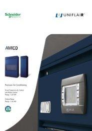 Precision Air Conditioning - Uniflair Spa